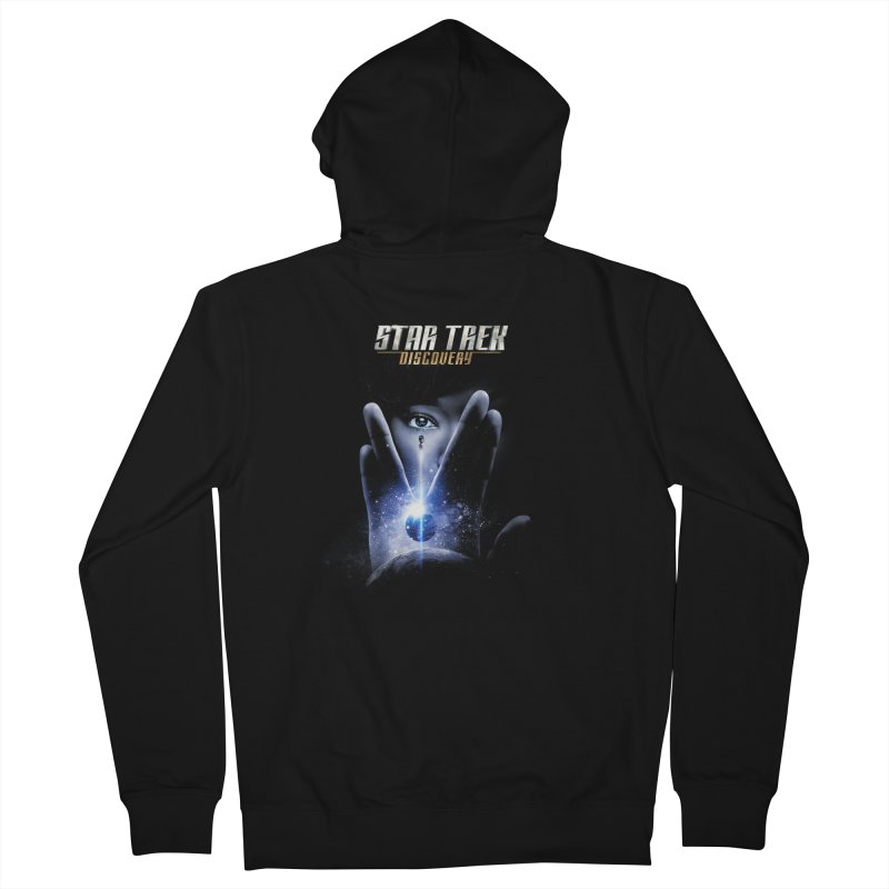 Star Trek Discovery Men's Zip-Up Hoody by To Boldly Merch