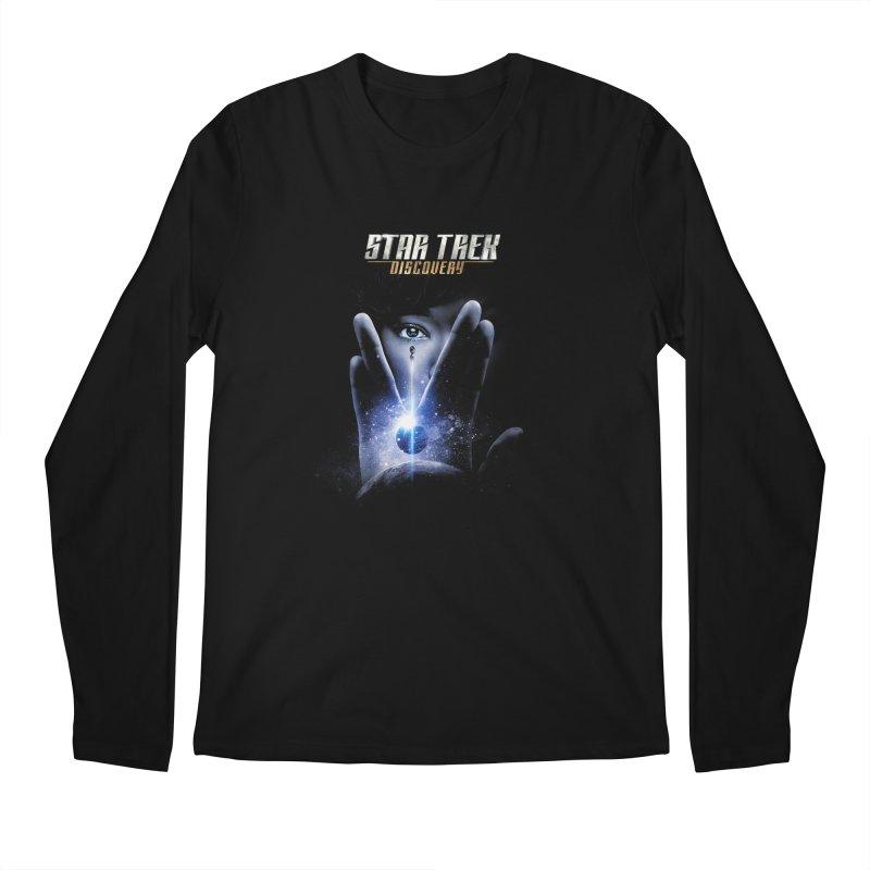 Star Trek Discovery Men's Longsleeve T-Shirt by To Boldly Merch