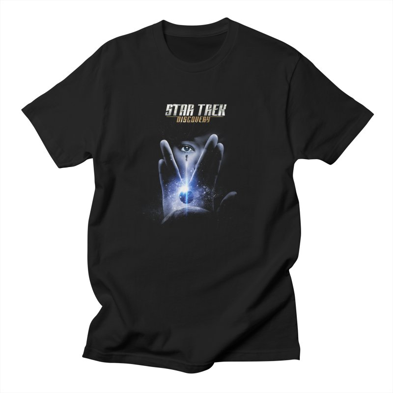 Star Trek Discovery Men's T-shirt by To Boldly Merch