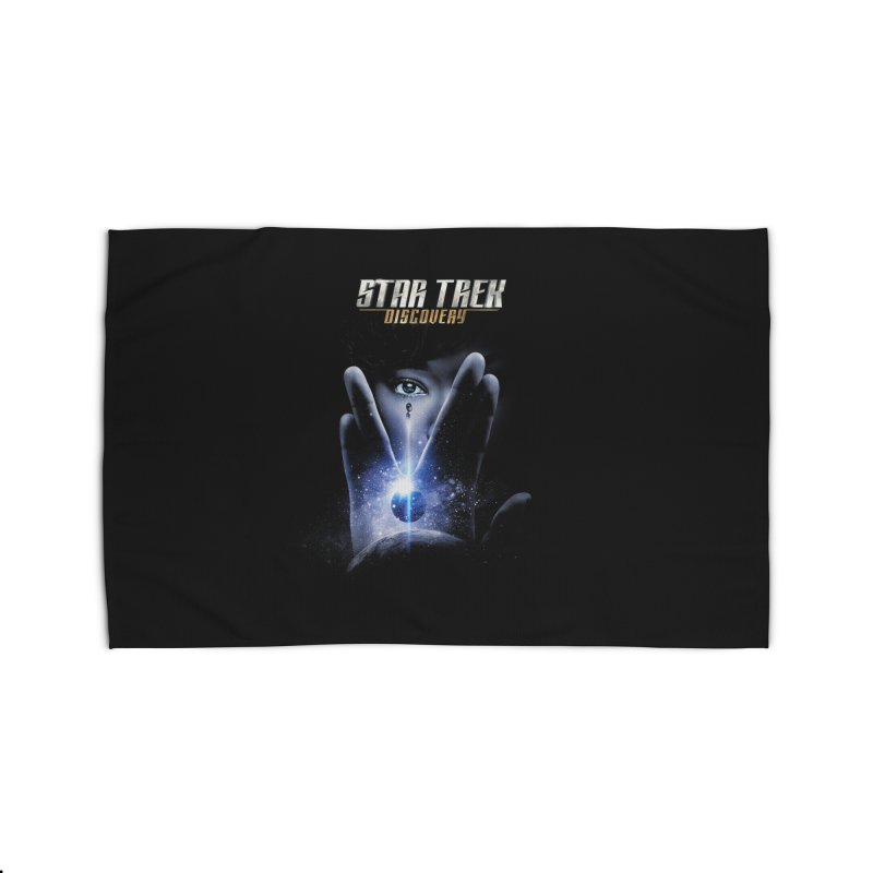 Star Trek Discovery Home Rug by To Boldly Merch