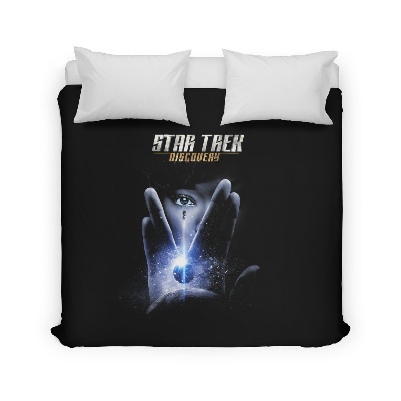 Star Trek Discovery Home Duvet by To Boldly Merch