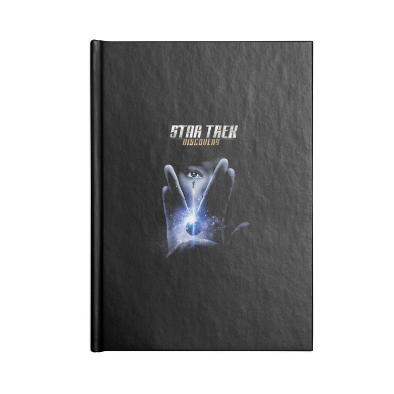 Star Trek Discovery Accessories Notebook by To Boldly Merch