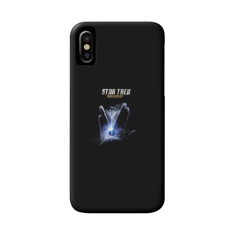 Star Trek Discovery Accessories Phone Case by To Boldly Merch
