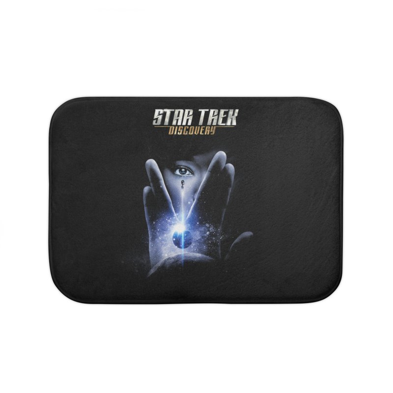 Star Trek Discovery Home Bath Mat by To Boldly Merch