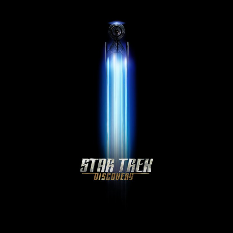 Star Trek Discovery II by To Boldly Merch