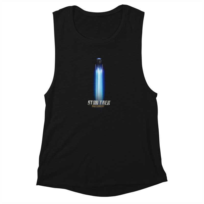 Star Trek Discovery II Women's Muscle Tank by To Boldly Merch