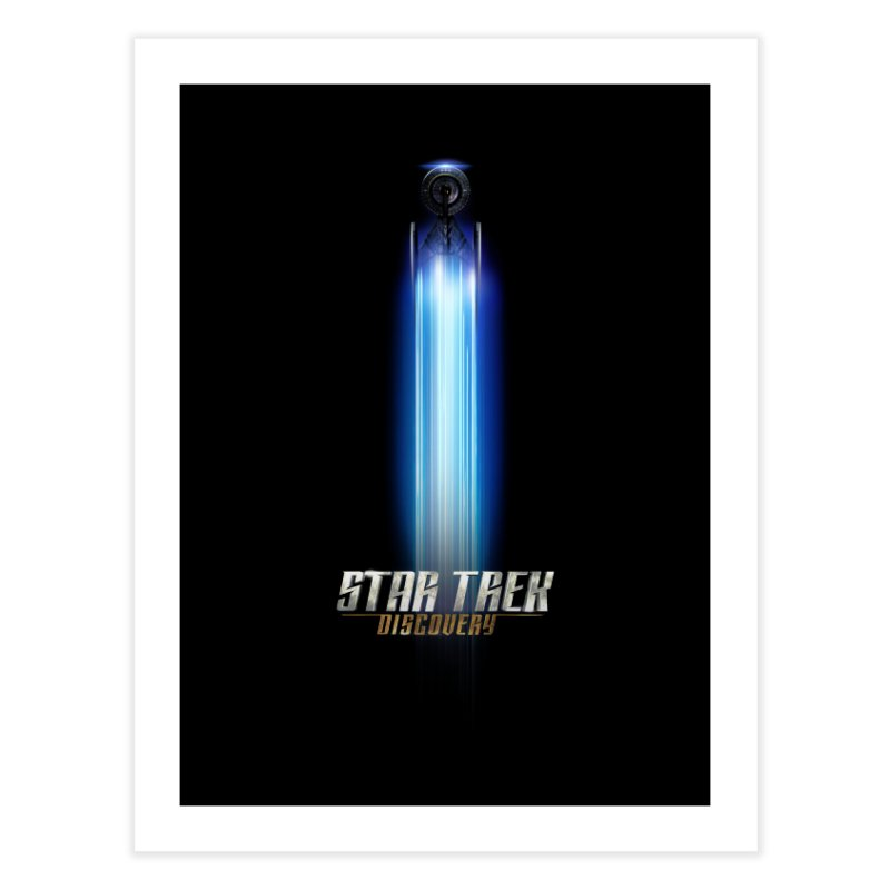 Star Trek Discovery II Home Fine Art Print by To Boldly Merch