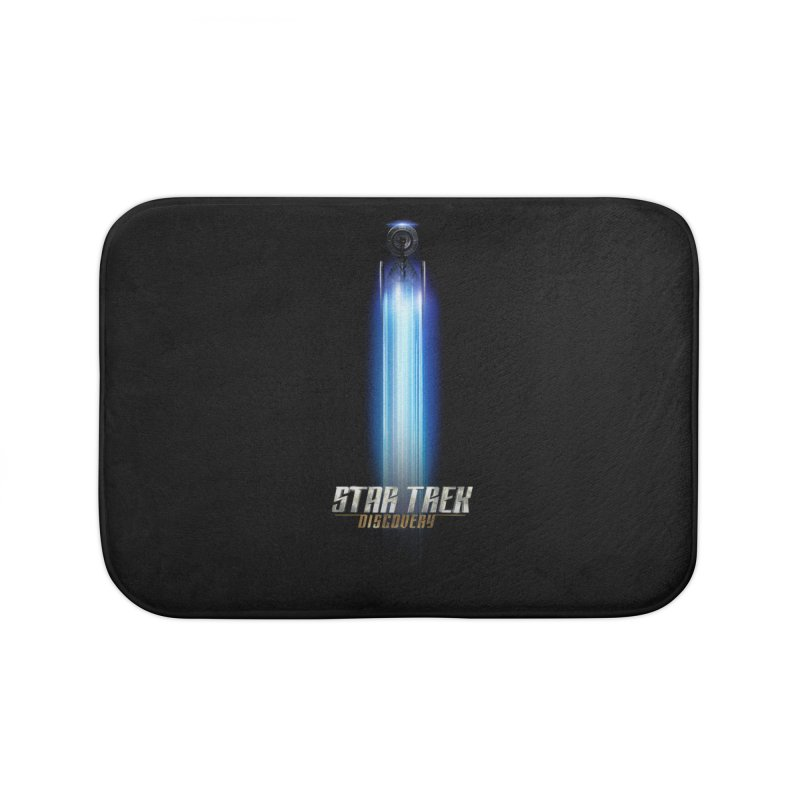 Star Trek Discovery II Home Bath Mat by To Boldly Merch