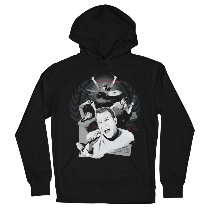 Star Trek TOS Band Men's Pullover Hoody by To Boldly Merch