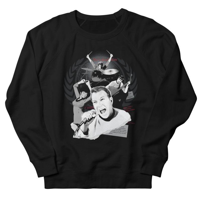 Star Trek TOS Band Men's Sweatshirt by To Boldly Merch