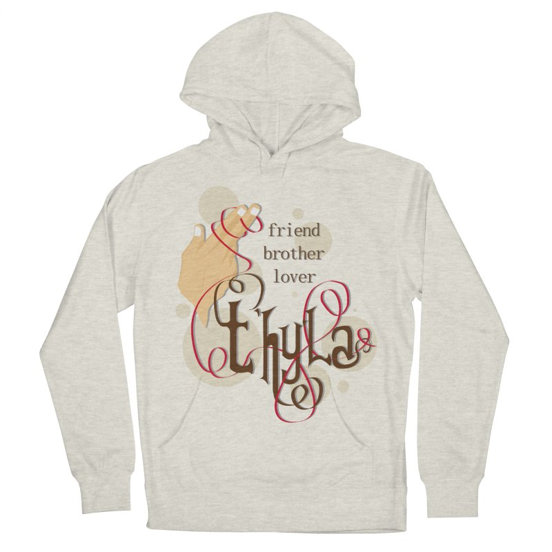 T'hy'la Men's Pullover Hoody by To Boldly Merch