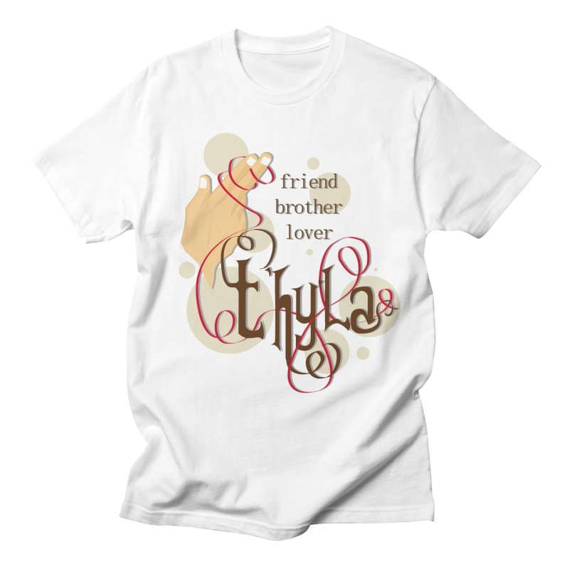 T'hy'la Men's T-shirt by To Boldly Merch