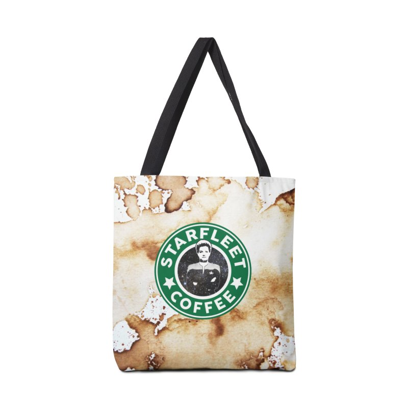 Janeway's Starfleet Coffee Accessories Bag by To Boldly Merch