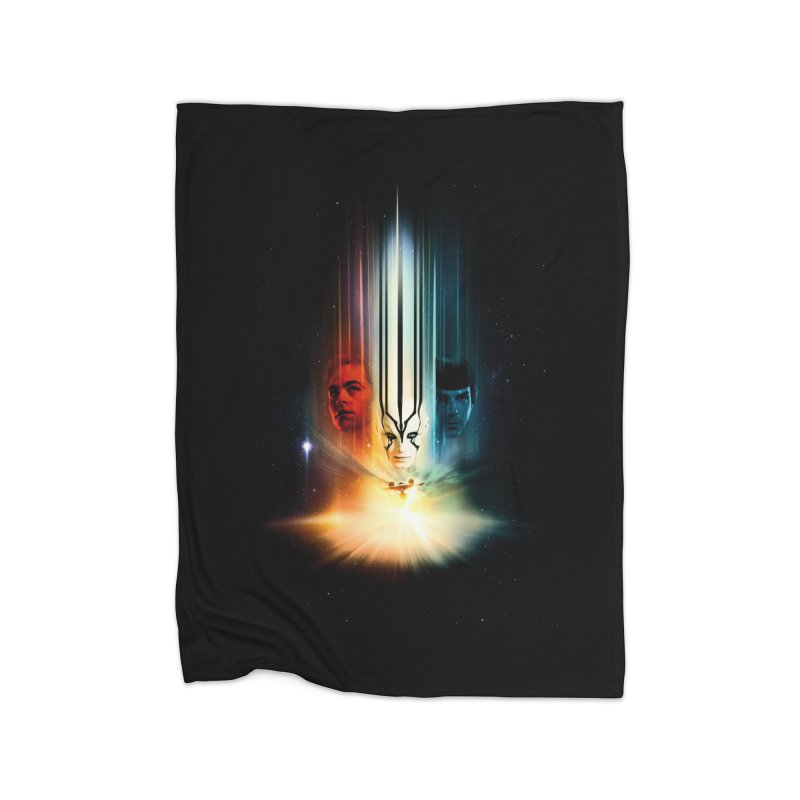 Star Trek Beyond Home Blanket by To Boldly Merch