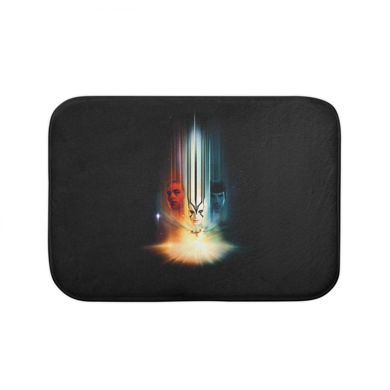 Star Trek Beyond Home Bath Mat by To Boldly Merch