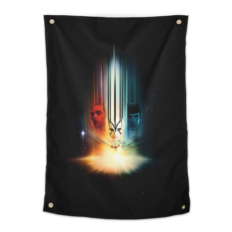 Star Trek Beyond Home Tapestry by To Boldly Merch