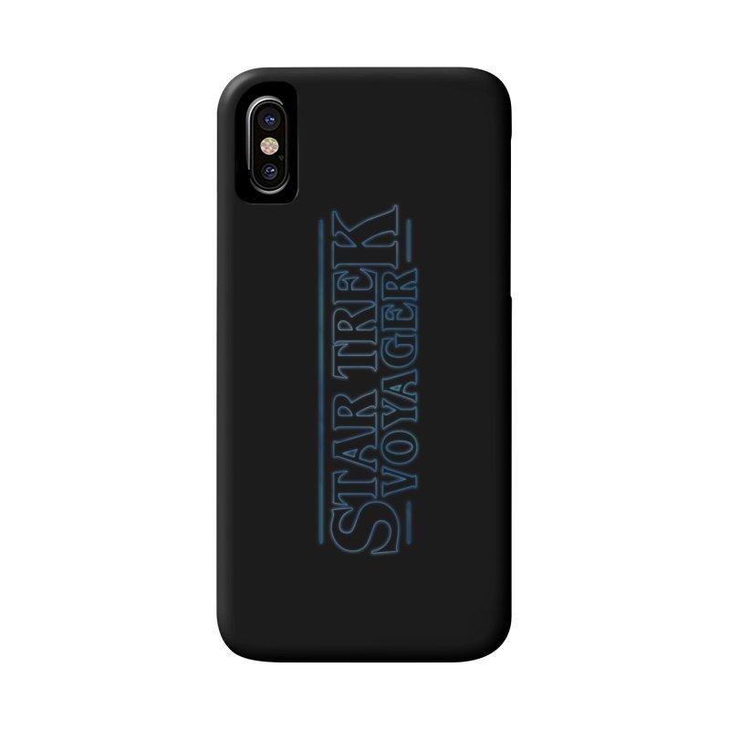 Stranger Trek Voyager Accessories Phone Case by To Boldly Merch