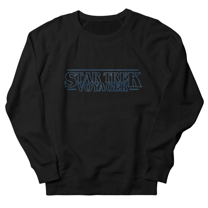 Stranger Trek Voyager Women's Sweatshirt by To Boldly Merch