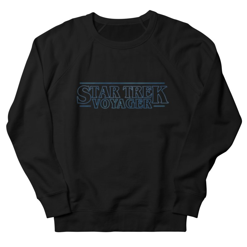 Stranger Trek Voyager Men's Sweatshirt by To Boldly Merch