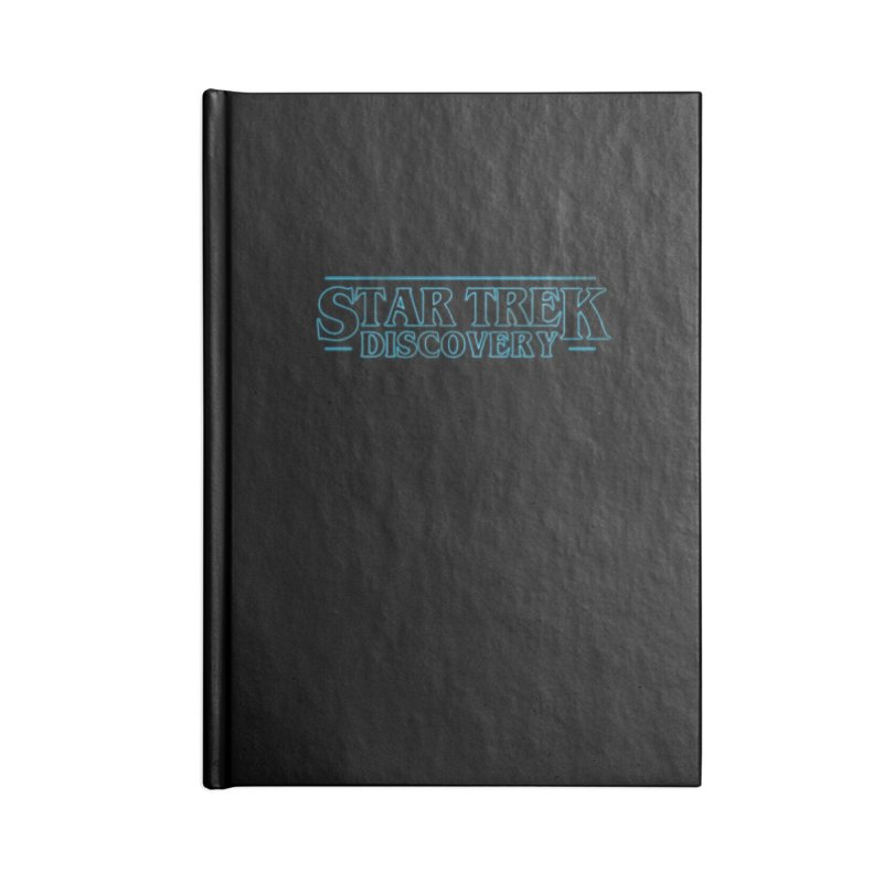 Stranger Star Trek Discovery Accessories Notebook by To Boldly Merch