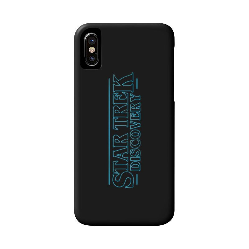 Stranger Star Trek Discovery Accessories Phone Case by To Boldly Merch