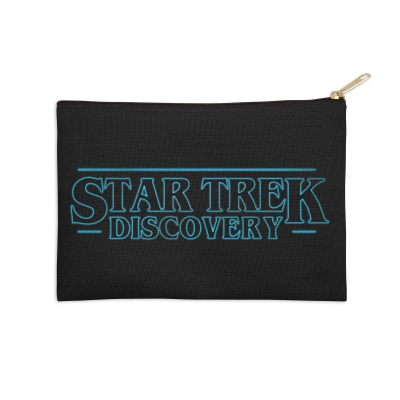 Stranger Star Trek Discovery Accessories Zip Pouch by To Boldly Merch