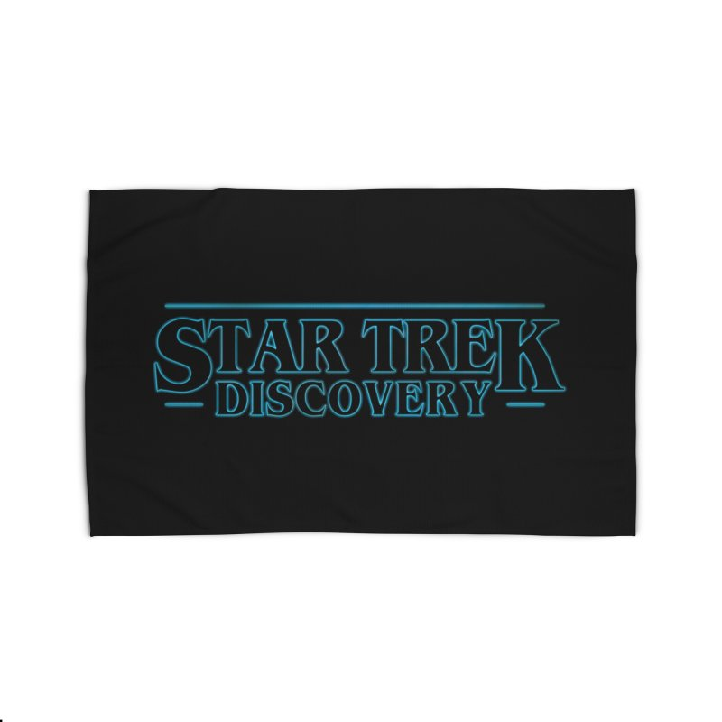 Stranger Star Trek Discovery Home Rug by To Boldly Merch