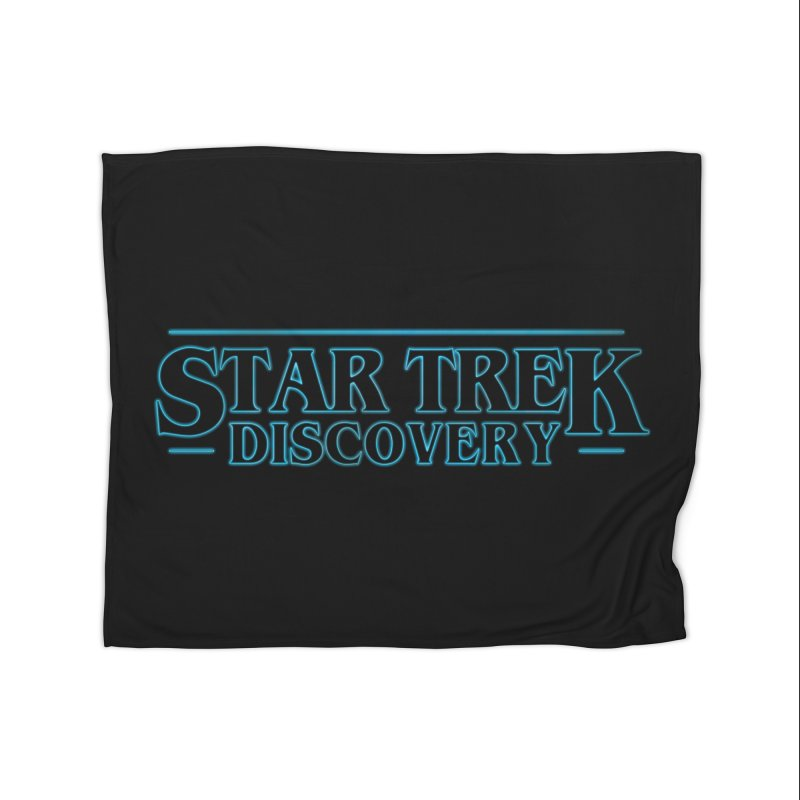 Stranger Star Trek Discovery Home Blanket by To Boldly Merch