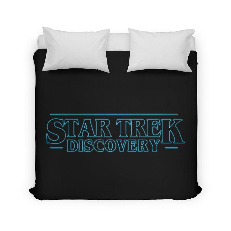 Stranger Star Trek Discovery Home Duvet by To Boldly Merch