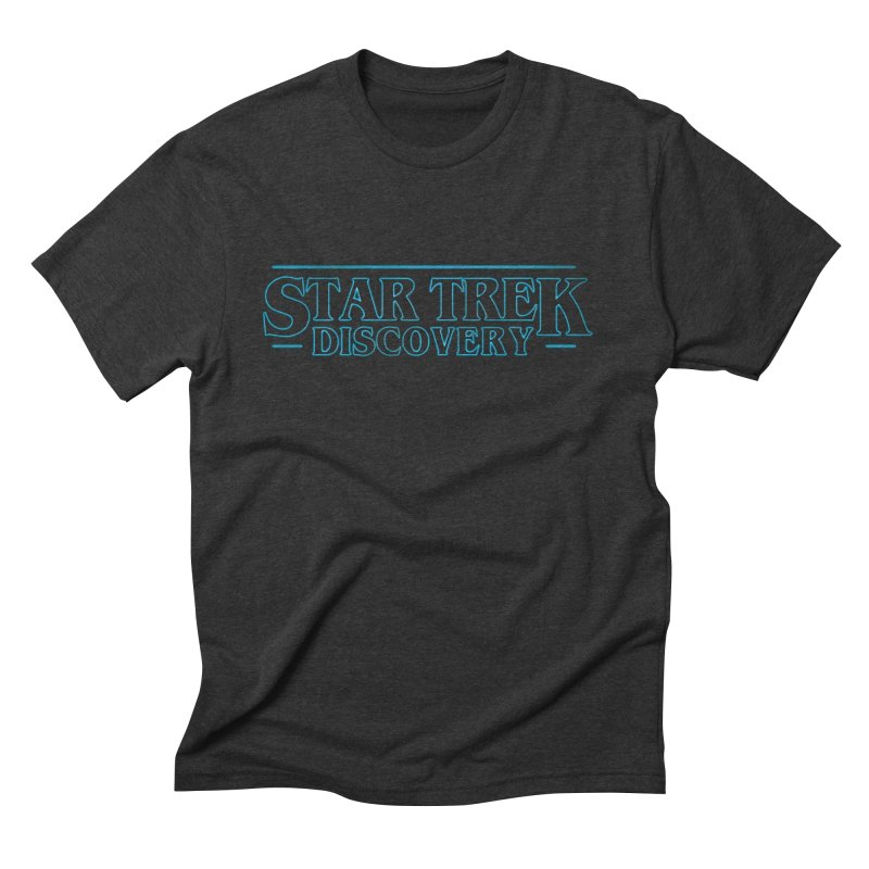 Stranger Star Trek Discovery Men's Triblend T-Shirt by To Boldly Merch