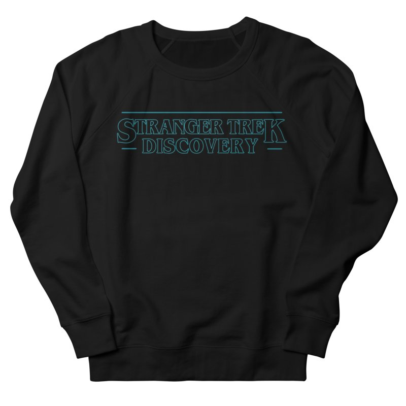 Stranger Trek Discovery Men's Sweatshirt by To Boldly Merch
