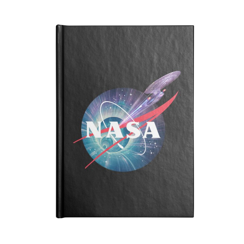 NASA Trek: The Next Generation Accessories Notebook by To Boldly Merch
