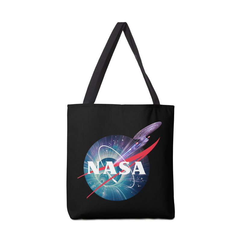 NASA Trek: The Next Generation Accessories Bag by To Boldly Merch