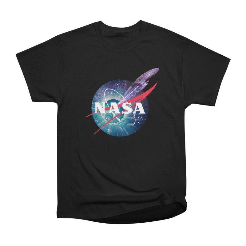 NASA Trek: The Next Generation Men's Classic T-Shirt by To Boldly Merch