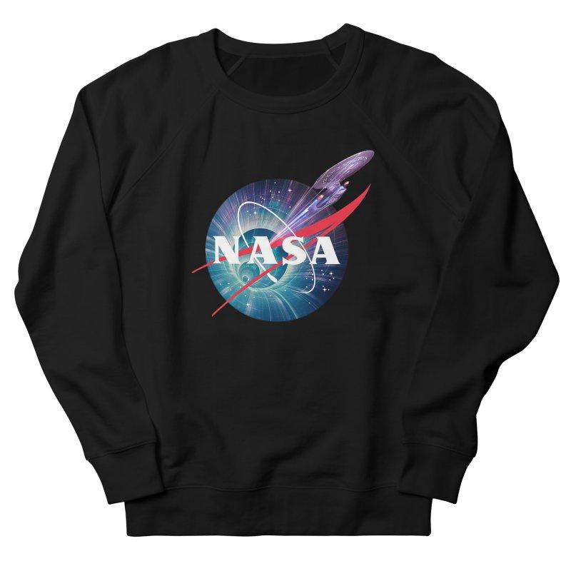 NASA Trek: The Next Generation Women's Sweatshirt by To Boldly Merch