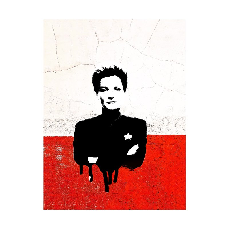 Graffiti Janeway by To Boldly Merch