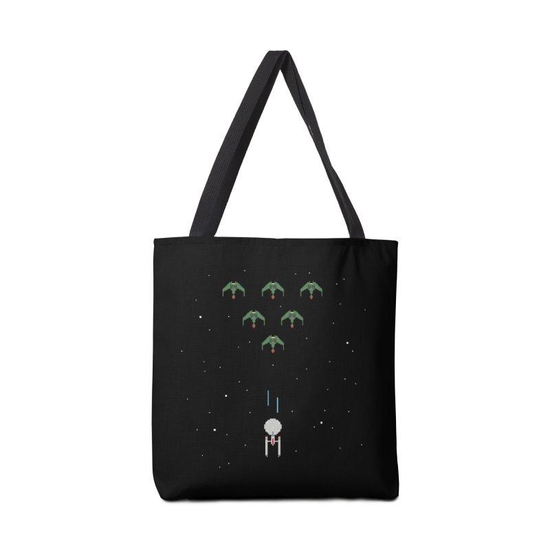 Arcade Trek Accessories Bag by To Boldly Merch