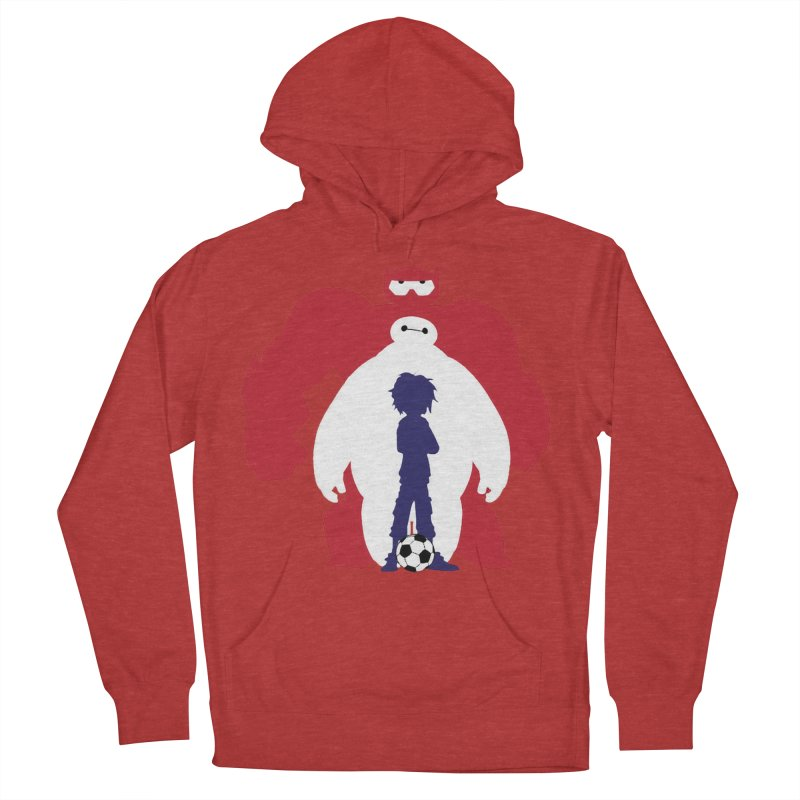 Big Hero Women's Pullover Hoody by To Boldly Merch