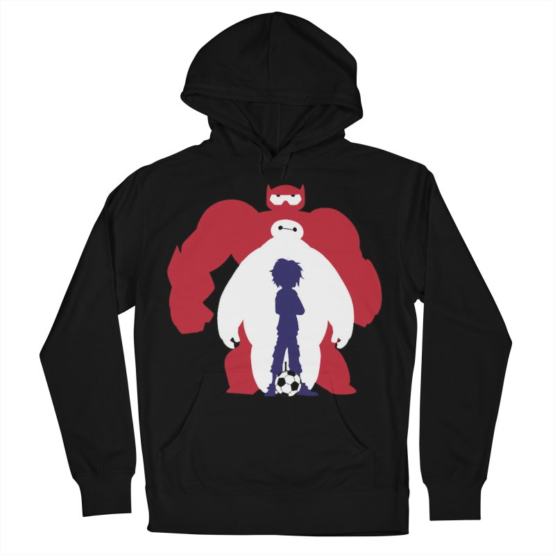 Big Hero Women's French Terry Pullover Hoody by To Boldly Merch