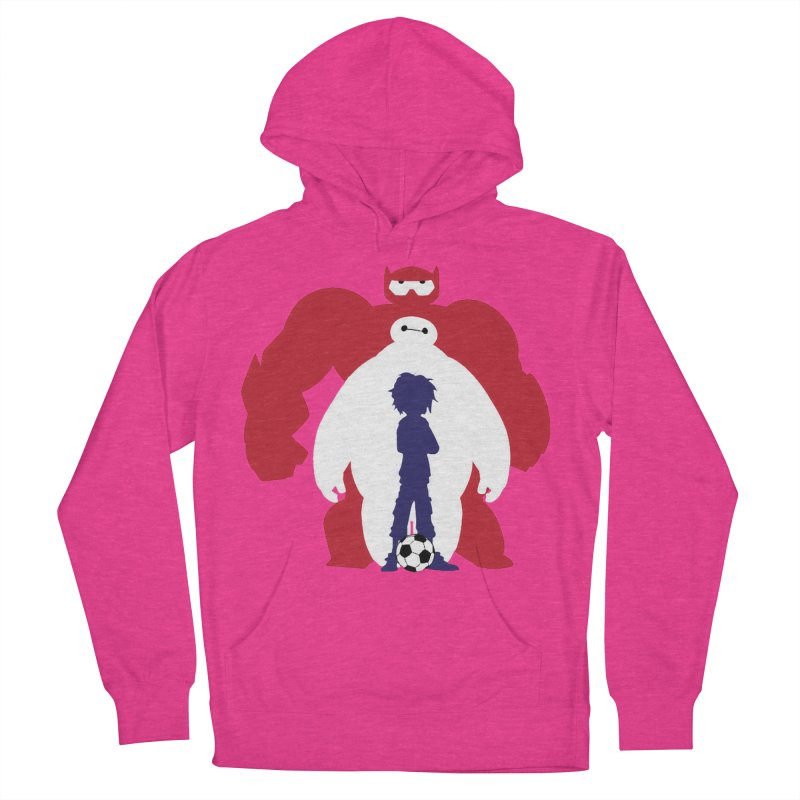 Big Hero Men's Pullover Hoody by To Boldly Merch