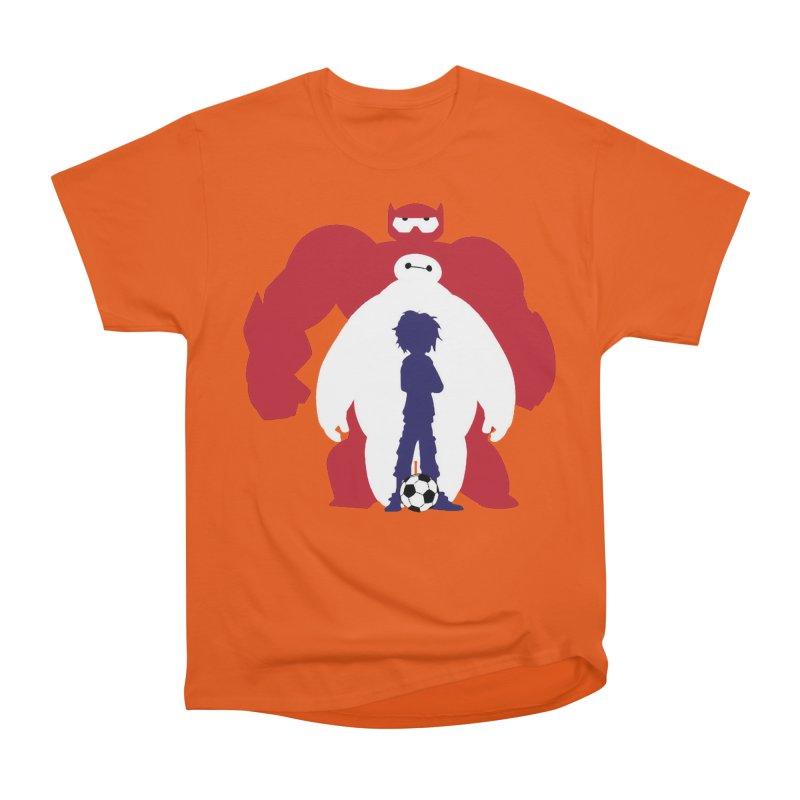 Big Hero Men's Heavyweight T-Shirt by To Boldly Merch