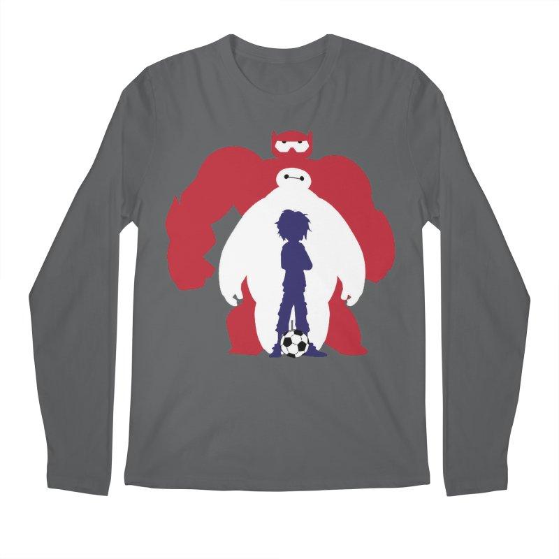 Big Hero Men's Longsleeve T-Shirt by To Boldly Merch