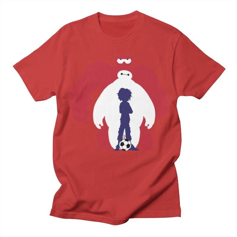 Big Hero Women's Unisex T-Shirt by To Boldly Merch