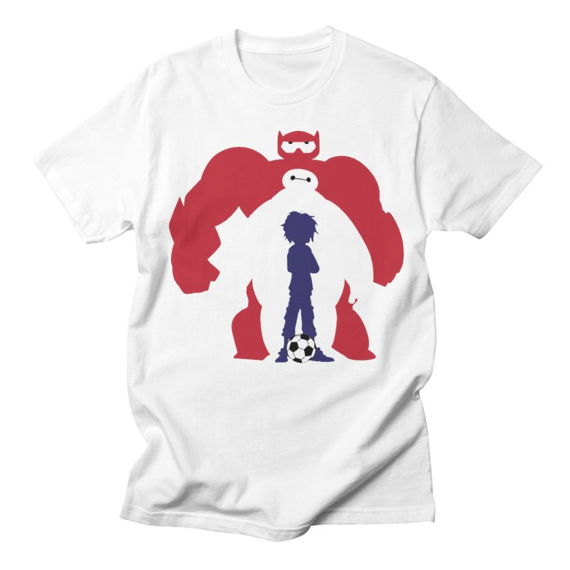 Big Hero Men's T-Shirt by To Boldly Merch