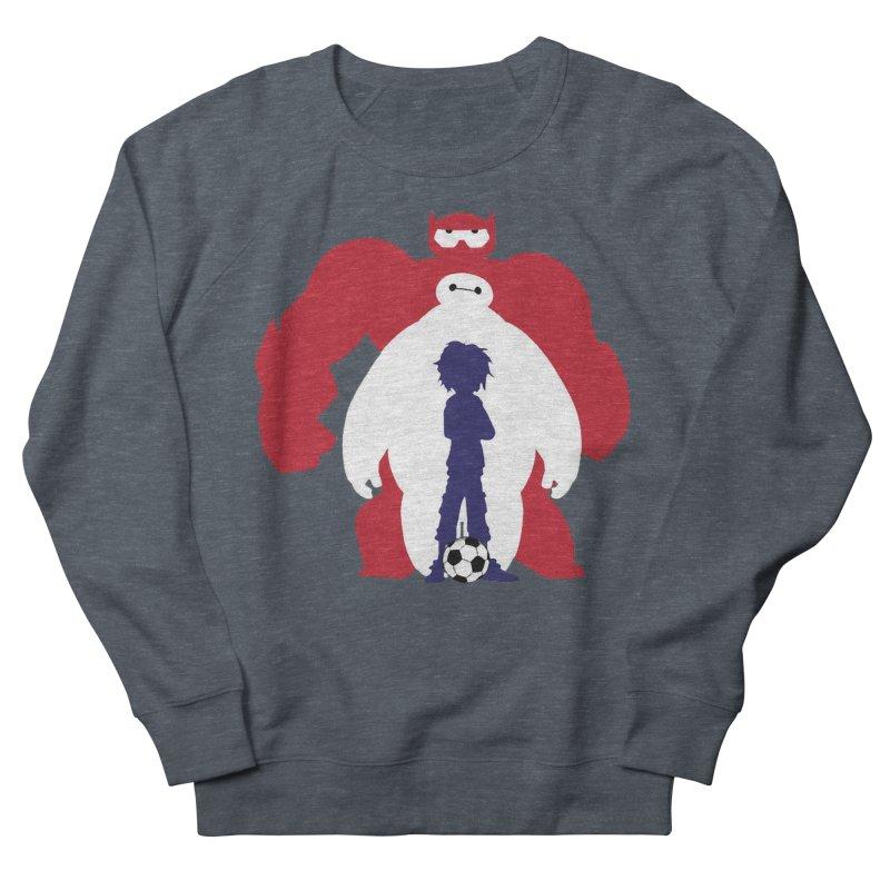Big Hero Women's French Terry Sweatshirt by To Boldly Merch