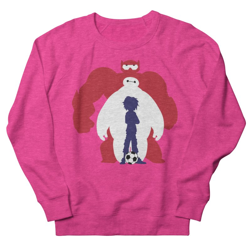 Big Hero Women's French Terry Sweatshirt by To Boldly Merch