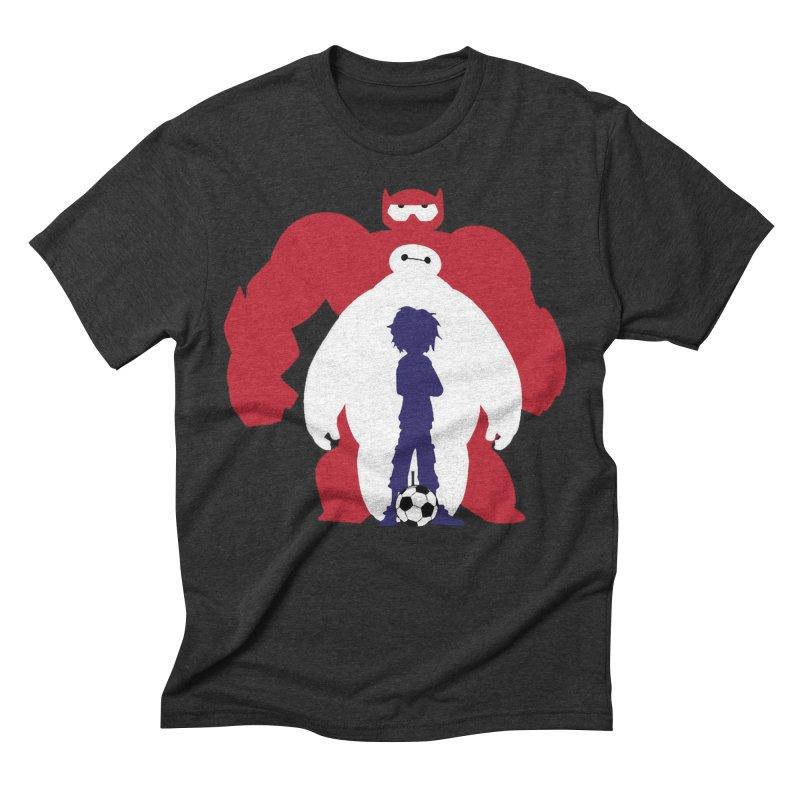 Big Hero Men's Triblend T-Shirt by To Boldly Merch