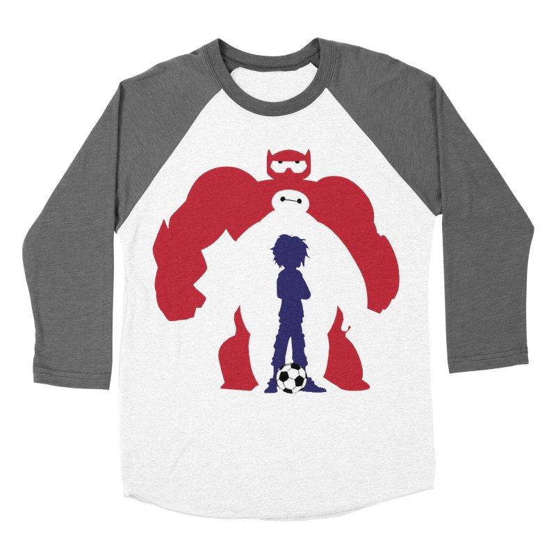 Big Hero Men's Baseball Triblend Longsleeve T-Shirt by To Boldly Merch