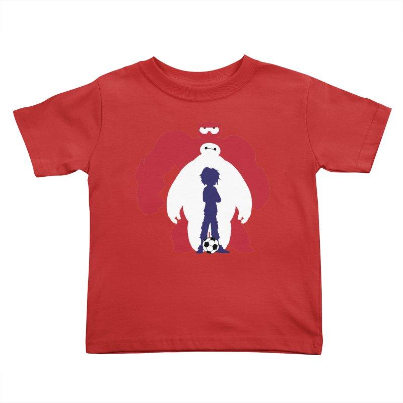 Big Hero Kids Toddler T-Shirt by To Boldly Merch