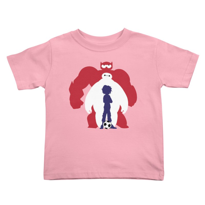 Big Hero Kids Toddler T-Shirt by To Boldly Merch